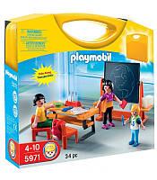 Playmobil 5971 суперский набор в чемодане