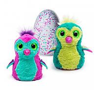 Интерактивная игрушка Пингви в яйце 6037398 Teal Egg