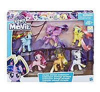 My Little Pony the Movie Pirate Ponies Май литл пони набор 6 штук