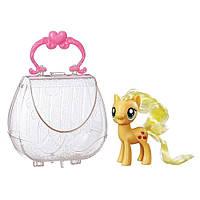 My Little Pony Пони в сумочке Applejack Twilight Sparkle B8952 B9826