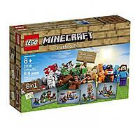 Lego 21116 Crafting Box Верстак коробка мастера Лего