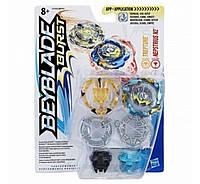 Волчки БейБлэйд Beyblade Burst Dual Pack Wyvron W2 and Odax O2 B9491