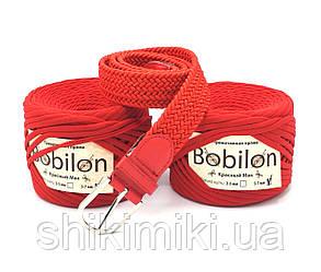 """Набор для вязания Поясной сумки """"Вояж"""",цвет Красный"""