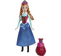 "Disney Frozen кукла Анна ""Холодное сердце"" измени цвет Royal Color Change Anna Doll"