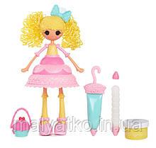 Лялечка Lalaloopsy Girls Cake Fashion Doll - Candle Slice O Cake Сластьона