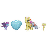 My Little Pony наборчик с Fluttershy and Sea Breezie