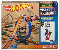 Многовариантный трек Хот Вилс Hot Wheels Workshop Track Builder Starter kit