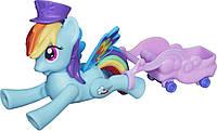 Игровой набор My Little Pony Летающие пони Радуга