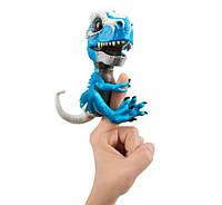 WowWee Fingerlings динозавр Ironjaw Baby Dinosaur Untamed Raptor Interactive