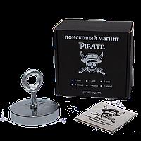 Поисковый магнит F-300 Пират односторонний + ТРОС