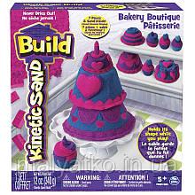 Kinetic Sand Build Bakery Boutique кинетический песок Бутик Пекарни