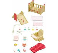 Детская комната Sylvanian Families  Calico Critters Baby  Nursery