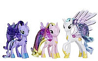Парад принцесс Селестия Луна каденс My Little Pony Festival Princess Parade
