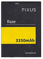 Аккумулятор Pixus Raze (3350 mAh). Батарея Пиксус Рейз. Original АКБ (новая)