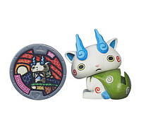 Yo-Kai Watch Медаль с фигуркой Medal KOMASAN Йо-кай Вотч B5940, B5937 Hasbro