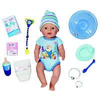 Интерактивный пупс Baby Born Очаровательный малыш Zapf Creation 822012