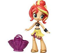 My Little Pony Сансет Шиммер Sunset Shimmer Equestria Girls Minis Beach