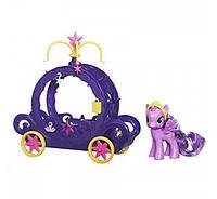 Искорка с каретой My Little Pony Princess Twilight Sparkle Charm Carriage