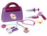 Медицинский набор Доктора Плюшевой кейс доктора Doc McStuffins  Doctor's Bag