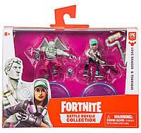 Набор фигурок Fortnite Battle Royale Collection Love Ranger & Teknique