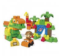 Конструктор Mega Bloks Построй динозавра 70 деталей Mega Bloks Build-A-Dinosaur