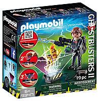 Playmobil 9347 Охотник за приведениями Питер Венкман Ghostbusters Peter Venkman