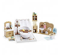Сильваниан фемелис ванна Sylvanian Families Calico Critters Deluxe Bathroom