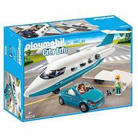 Playmobil 9504  City Life Executive Jet  Реактивный пассажирский самолет Конструктор Плеймобил