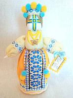 Кукла-мотанка КЛЮЙ Берегиня Тамара 17см Разноцветная K0044TA, КОД: 385382