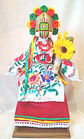 Кукла-мотанка КЛЮЙ Берегиня Василина 35см Разноцветная K0049VA, КОД: 385377