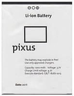 Аккумулятор Pixus Hit 2 (1700 mAh). Батарея Пиксус Хит 2. Original АКБ (новая)