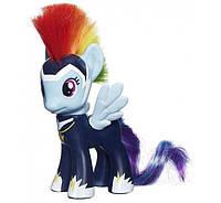 My Little Pony пони Рейнбов Дэш серия Супер-герои Rainbow Dash Power ponies Hasbro