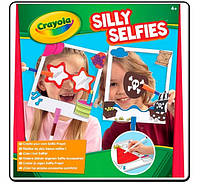 Набор для творчества Crayola Селфи Silly Selfies