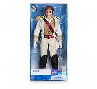Hans Classic Doll Frozen Кукла Ганс Ханс Дисней в белом костюме