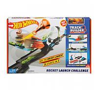 Трек Hot Wheels серии Track builder Пуск ракети, Flk60