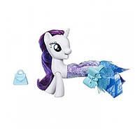 Май литл пони Русалка Рарити в волшебном платье-трансформере  My Little Pony  Land and Sea Fashion Seapony Rarity
