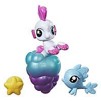 Пони русалка 6 см My little pony the movie Sea Poppy