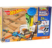 Трек Hot Wheels Track Builder Набор для трюков Stunt Kit