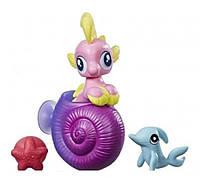 Май литл пони Movie подружка русалка Джелли Би  My Little Pony the Movie Baby Seapony Jelly