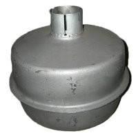 Глушитель 31-17С2 на комбайн ДОН-1500