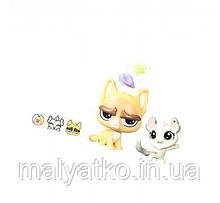 Звіринка і її малюк - Sulky MacWhiskers & Chenille Chill - набір Hasbro LPS