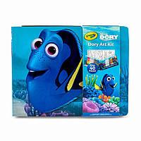 Crayola Finding Dory Art Kit в поисках Дори
