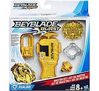 Бейблейд Экскалиус Золотой Дракон Beyblade Burst Master Kit C1516