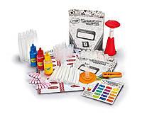 Crayola Marker Maker Emoji Stamp Набор по созданию фломастеров штампов эмоджи