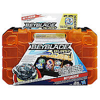 Кейс для бейблейдов Beyblade Burst Beylocker и волчок Valtryek Beyblade