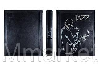 Книга подарочная BST 860372 319х370х35 мм Джаз