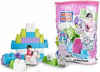 Ранчо для Понни 100 деталей Mega Bloks First Builders Lil' pony ranch 100-Piece