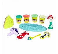 Play-Doh Подводная Свадьба Ариэль Disney Princess Undersea Wedding Ariel