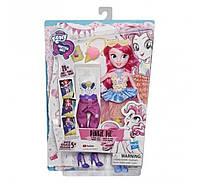 Кукла пони пинки пай  модница Много стилей My Little Pony Equestria So Many Styles Pinkie Pie