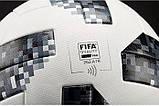 Мяч футбольный ADIDAS TELSTAR 18 WORLD CUP OMB CE8083 (размер 5), фото 6